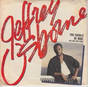 Jeffrey Osborne -You Should Be Mine