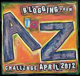 A to Z Badge 2012