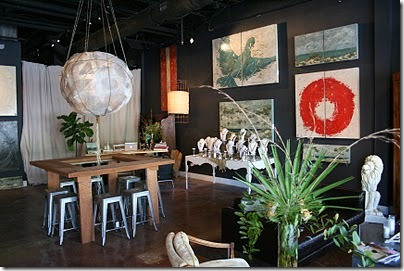 Allison Wickey showroom 2