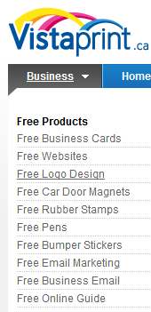 Vistaprint business cards reviews tips aceo and free item trick vistaprint free products ignore the business card reheart Image collections