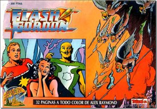P00001 - Flash Gordon #1