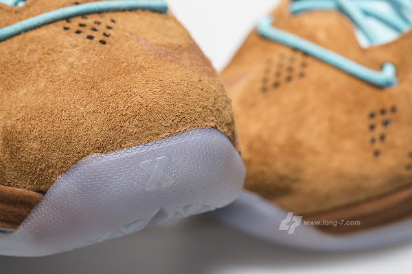 Upcoming Nike LeBron X EXT Brown Suede 8211 New Pics