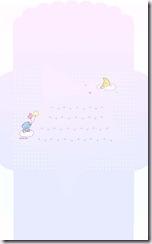LittleTwin Stars-01 envelope