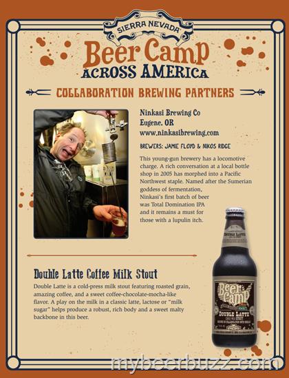 Beer Camp Sierra Nevada Long Beach Rules  Brewing