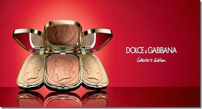 Dolce and Gabbana Makeup Christmas Collectors Edition