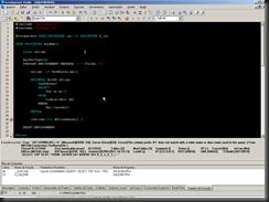 BlackTDN : Depuração Embedded SQL
