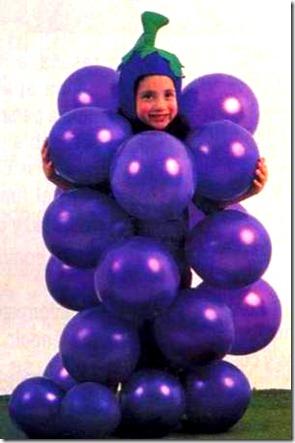 disfraz uvas 1