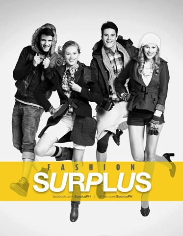 Surplus shop