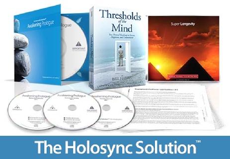 HOLOSYNC [ Audio CD ] – Revolucionaria tecnología de audio para la meditación, el crecimiento personal y el desarrollo de la mente