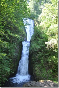 Touring the Gorge (waterfalls), Or 107