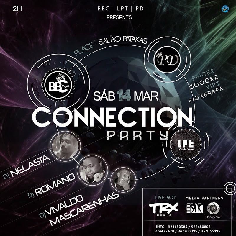 BBC Apresenta: Connection Party (Dia 14 de Março) [Publicidade]