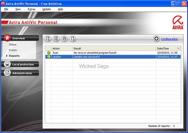 Avira AntiVir Personal [Download]