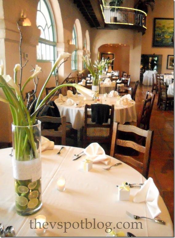 Tamayo restaurant, Los Angeles, LA, wedding reception, party