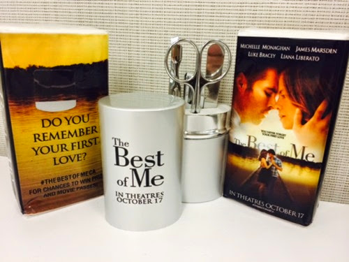 The Best of Me Movie Nicholas Sparks