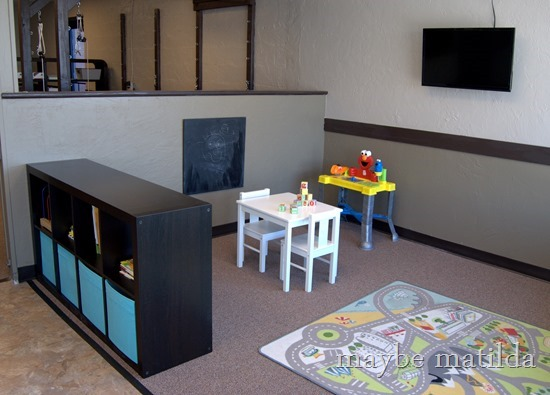 Chiropractic Office Kids Area