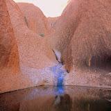 Mutitjulu Waterhole At Uluru - Yulara, Australia