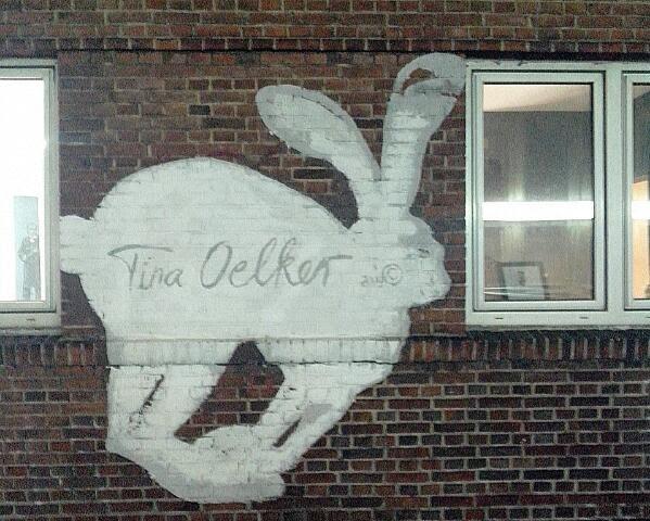 Hase Street Art Oelker