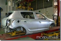Dacia Sandero Marokko 11