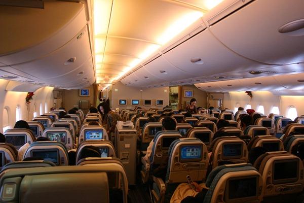 صور ايرباص 380 من الداخل13