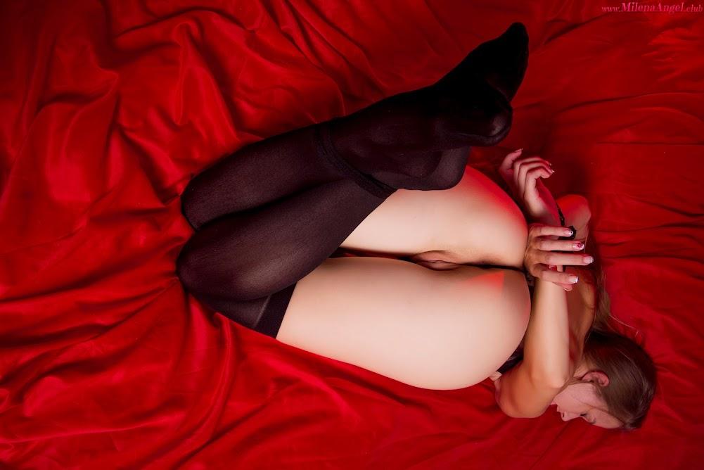 [MilenaAngel.Club] Milena - Dark Bondage