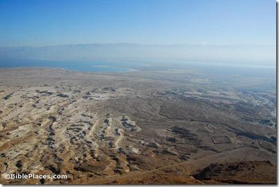 Dead Sea from Masada, tb010810995