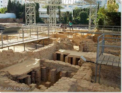 Villa romana de Alfaz del Pi - Playa del Albir
