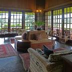 Ngurdoto Lodge, Lounge © Foto: Angelika Krüger | Outback Africa Erlebnisreisen