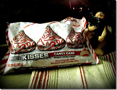 Hersheys peppermint modified