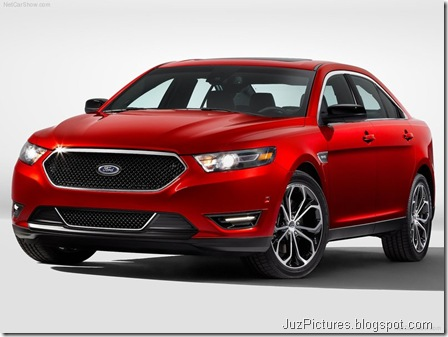 Ford Taurus SHO3
