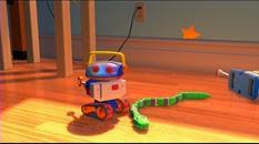 17 Robot et Serpent