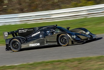 MAZDA NORTH AMERICAN OPERATIONS 2014 SKYACTIV-D PROTOTYPE RACER