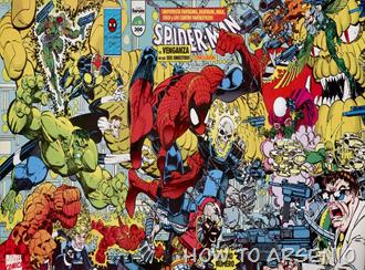 Actualización 01/03/2015: Peter Parker Vol1 - Jose nos trae desde el numero 13 al 23 repasado.