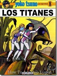 P00008 - Yoko Tsuno  - Los titanes
