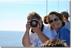 Dueling photographers