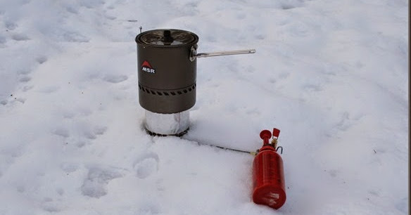 Wood Trekker: Backpacking Stoves For Cold Weather