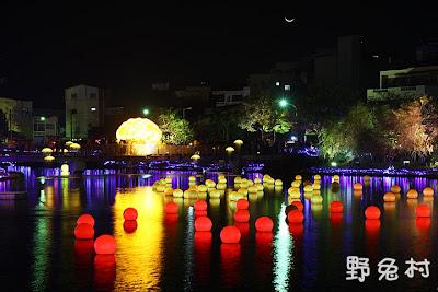 [臺南-節日] 2013 鹽水月津港燈節-台南真有春系列