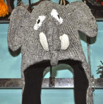 Animal Design Woolen muffler