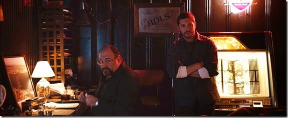 gandolfini and hardy THE DROP (1)