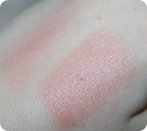 eclat minute blush face blush powder clarins spring 2012 3
