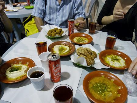 Unde sa mananci in Amman: mancare iordaniana