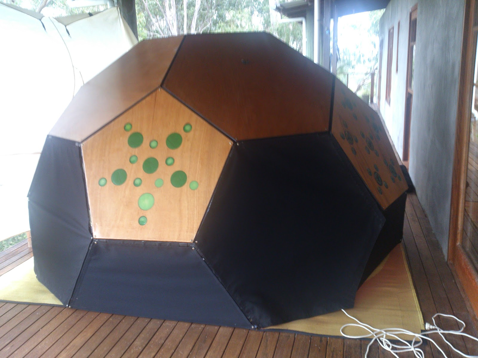 Colour therapy for relaxation - Soularis Domes Are A Powerful Combination Of Colour Therapy And Sacred Geodesic Dome Geometry This Union Of Colour And Form Creates A Space Of Relaxation