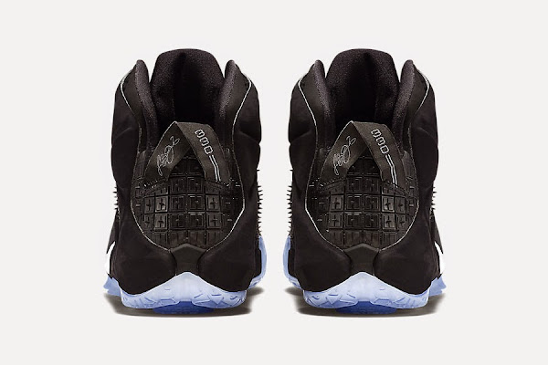 Nike LeBron XII EXT 8220Rubber City8221 8211 Global Release Information