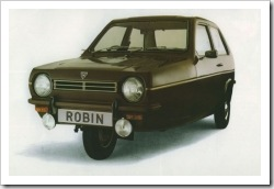 Reliant Robin