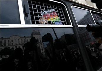 Parada Gay Moscou 2013