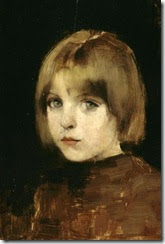 Portrait of a girl - 1886