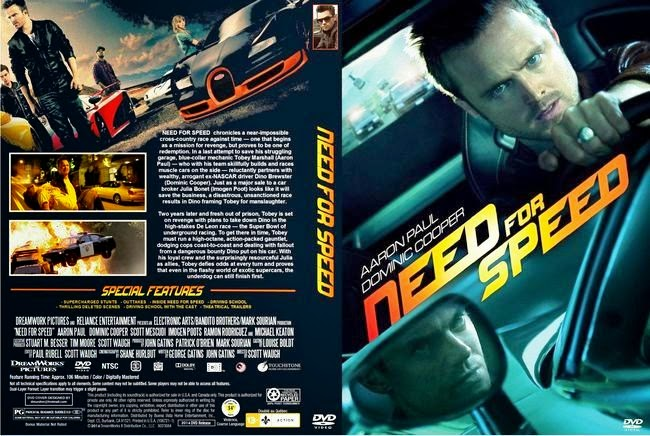 Need For Speed – Castellano – DVD9