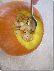 Pumpkin Puke #Spookamole Recipe