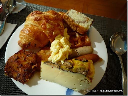 皇冠假日飯店-早餐星亞自助餐8
