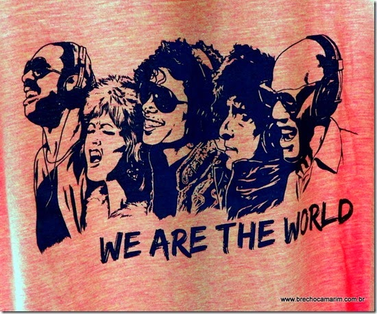 we are the world of Camarim