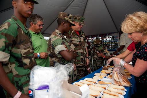 veteran military members